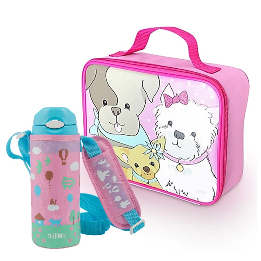 THERMOS FHL-401 FLP,  Puppy Days