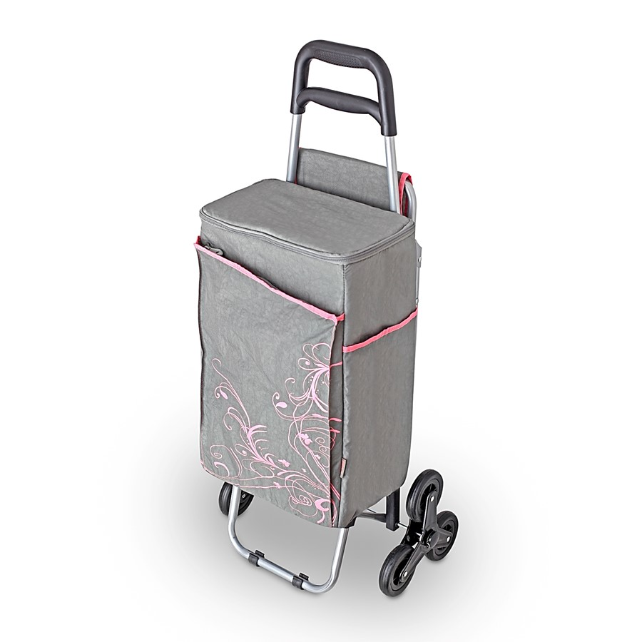 THERMOS Wheeled Trolley Grey